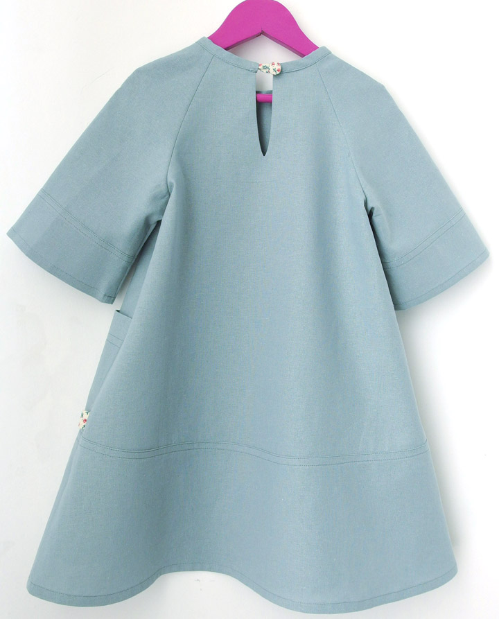 dusty-blue-carosel-dress
